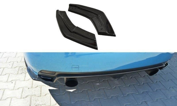Subaru - Impreza MK3 - WRX / STI 2009-2011 - Rear Side Splitters