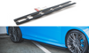 Ford Focus - MK3 RS -  Racing Durability Side Skirts Diffusers - V1