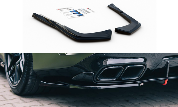 Mercedes - AMG GT 63S - 4 DOOR - Rear Side Splitter