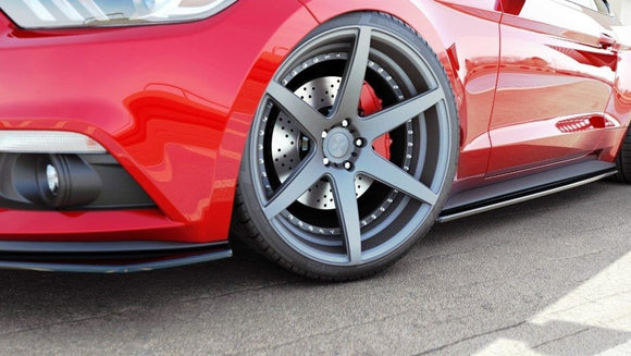 Ford Mustang - MK6 - Side Skirts Diffusers