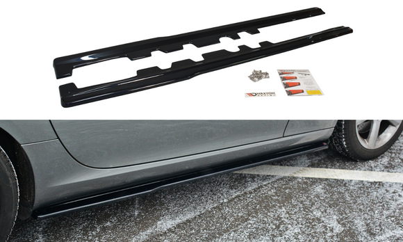SIDE SKIRTS DIFFUSERS MERCEDES-BENZ SLK R172
