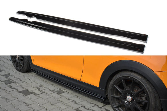 Mini - Cooper S - F56 - Preface - Side Skirts Diffusers