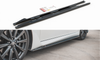 LEXUS - IS F - MK2 - SIDE SKIRTS DIFFUSERS
