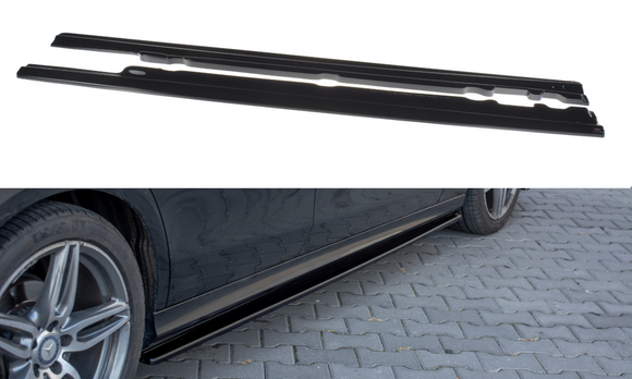 Mercedes - E - Class - E43 AMG - W213 - Side Skirts Diffuser