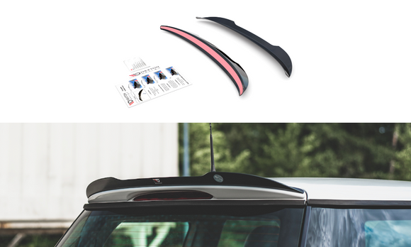 Mini - Cooper - R50 - Spoiler Extension