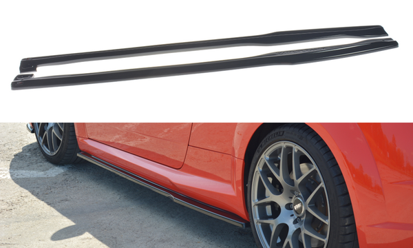 Audi - TT MK3 RS - 8S - Side Skirts Diffusers