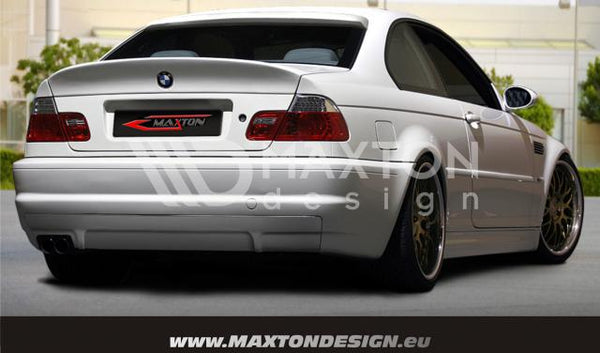 BMW - 3 Series - E46 - Coupe & Cabrio - Rear Bumper - M3 Look
