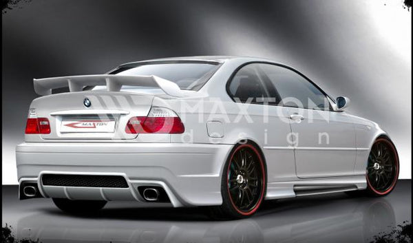 BMW - 3 Series - E46 - Rear Spoiler