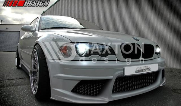 BMW - 3 Series - E46 - 4 Door Sedan - Front Bumper - GEN V