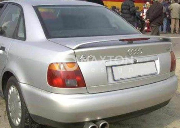 Audi - A4 B5 - Rear Spoiler - Without Brake Light