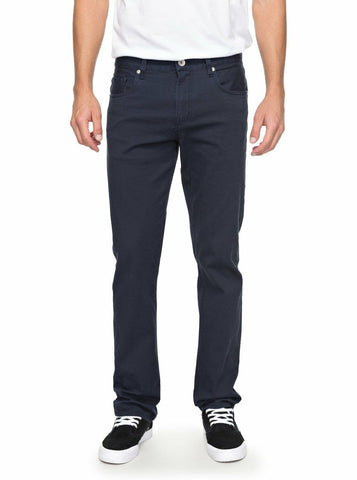 Quiksilver Men's SHD 5 Pockets Navy Chino Pants