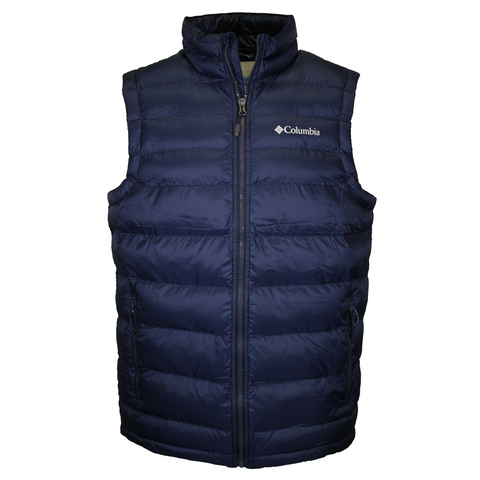 Columbia Men's Navy New Discovery Vest - 464