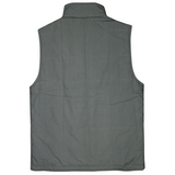 Abercrombie & Fitch Men's Green Fleece Lined Vest (Retail $130) Size XS