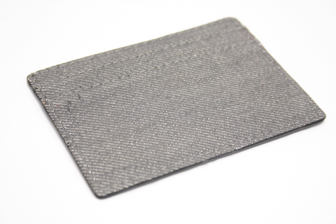 Premium Leather Men's Grey Card Holder (S71)