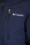 Columbia Men's Navy Blue Gate Racer Softshell Jacket  464
