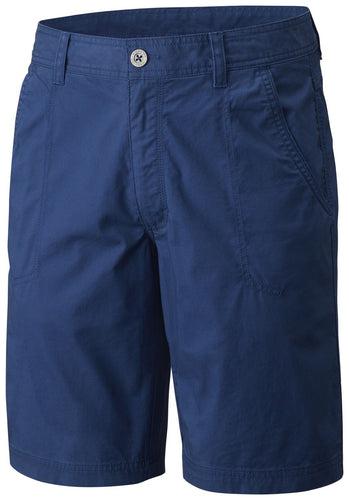 Columbia Men's Cobalt Omni-Shade Boulder Ridge 5 Pocket Short (Retail $45)
