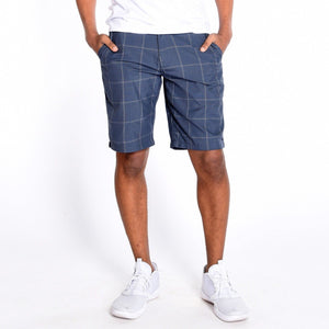 O'neill Men's Marcos Blue Waist 38 Walking Short (Retail $45)