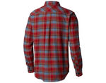 Columbia Men's Mountain Plaid Flare Gun III L/S Flannel (Retail $55)
