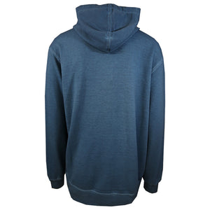 Mens's Plus Size Hoody Kitaro Night Blue 2XL-8XL (Retail $70)