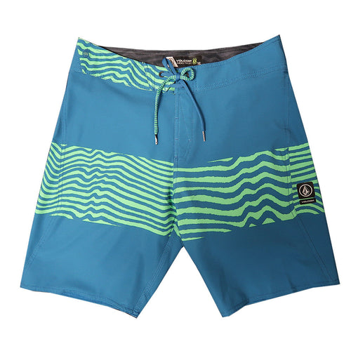 Volcom Men's Macaw Faded Mod-Tech Board Shorts (Retail $60)