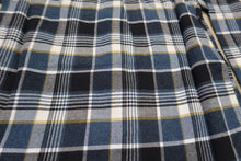 O'Neill Boy's Blue Plaid L/S Flannel Shirt (Retail $40)