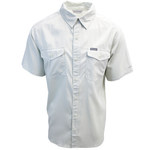 Columbia Men's Pixel Utilizer II Solid Short Sleeve Shirt