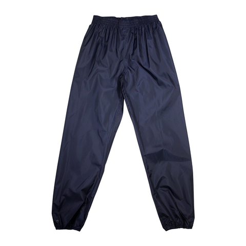 Wed'ze by Decathlon Boy's Navy Blue Water-Repellant Pants (S04)