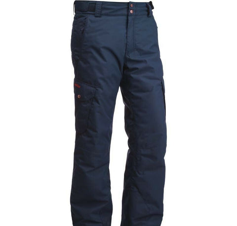 Wed'ze by Decathlon Men's Navy Blue Evostyle Waterproof Ski/Snow Pants
