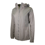 Bench Women's Grey Light Weight Zip-Up Jacket (Size Small)