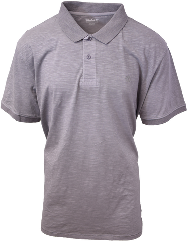 Timberland Men's Grey S/S Polo Shirt S02