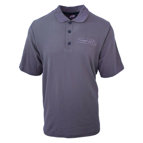 Harley-Davidson Men's Mud S/S Polo Shirt