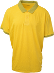 Timberland Men's Yellow S/S Polo Shirt S01