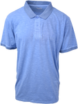 Timberland Men's Sky Blue S/S Polo Shirt S05