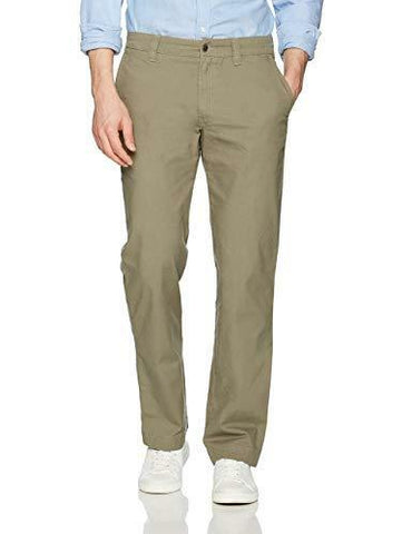 Columbia Men's Sage Dark Khaki Flex ROC Chino Pants