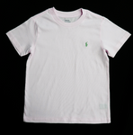 Polo Ralph Lauren Kid's Light Pink S/S Tee