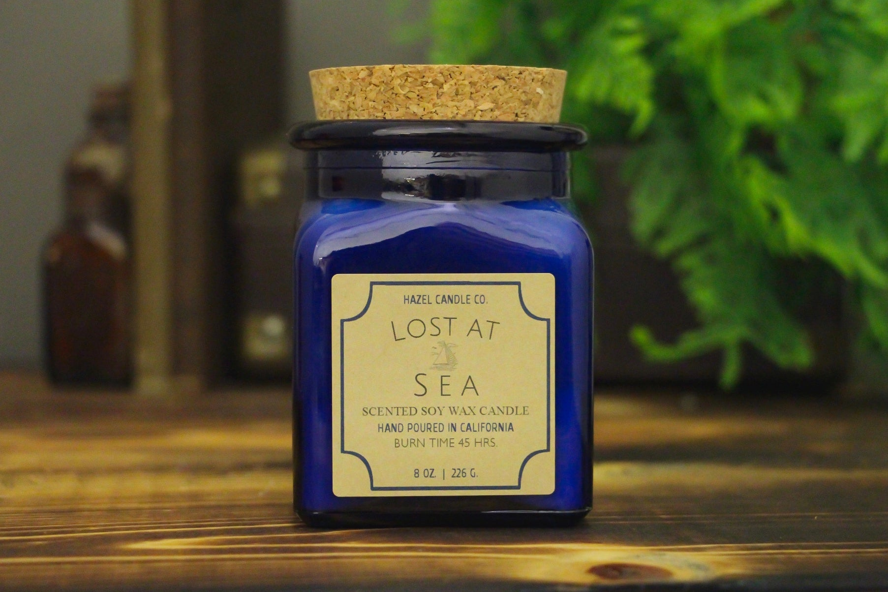 Lost at Sea Soy Candle