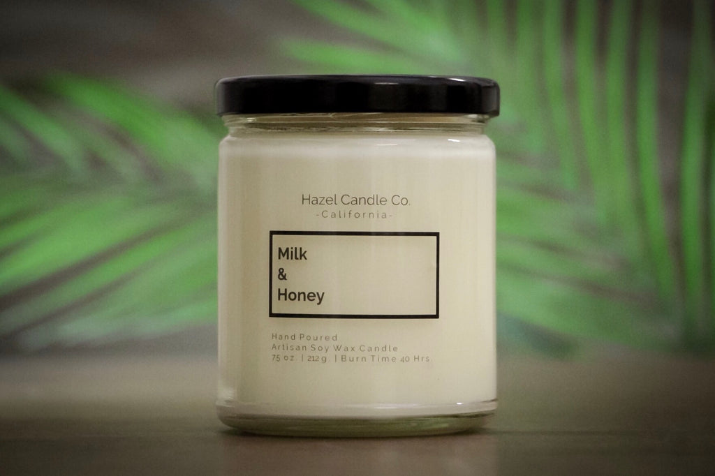 Milk & Honey Soy Candle