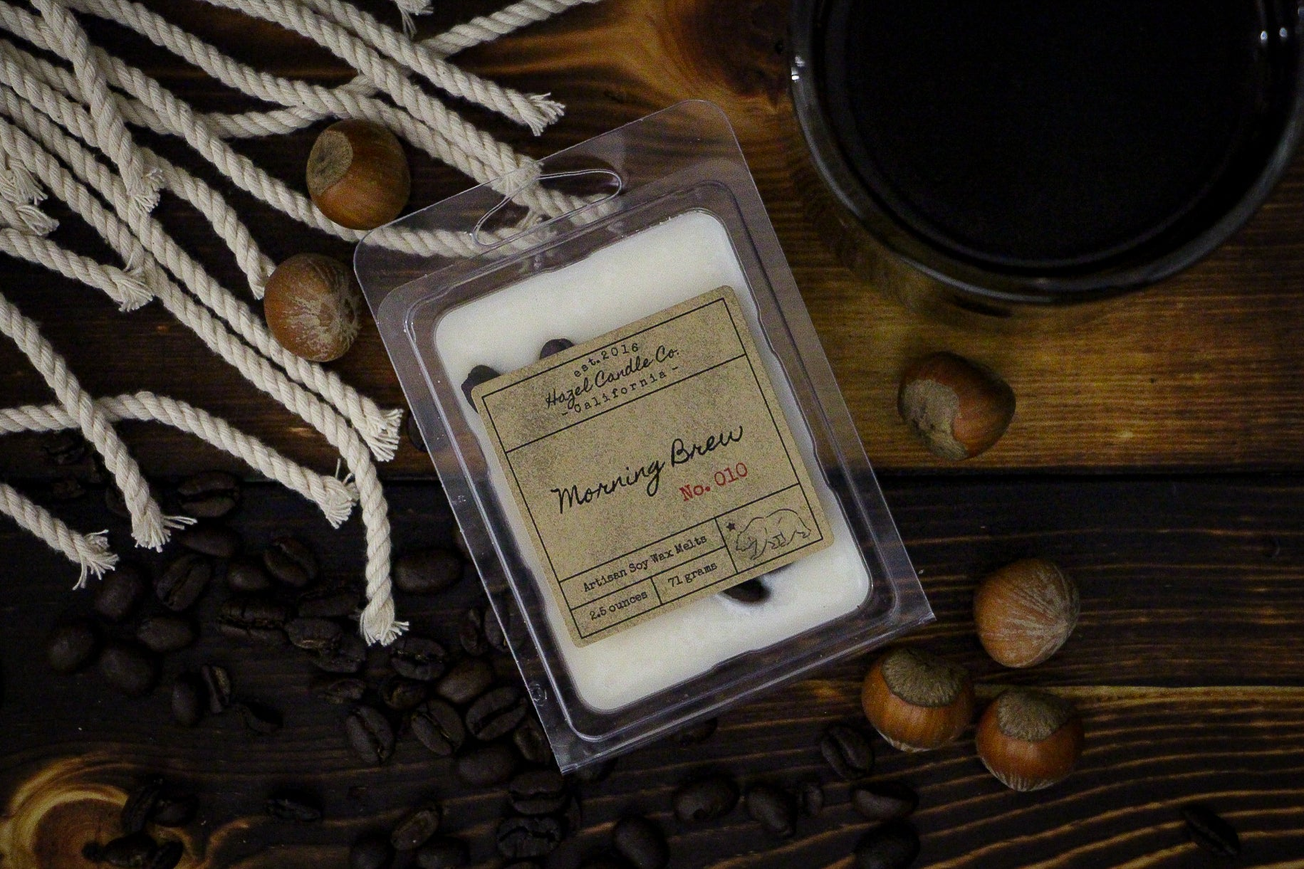 Morning Brew Wax Melts