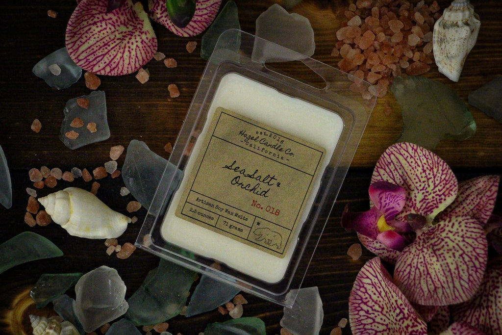 Sea Salt & Orchid Wax Melts