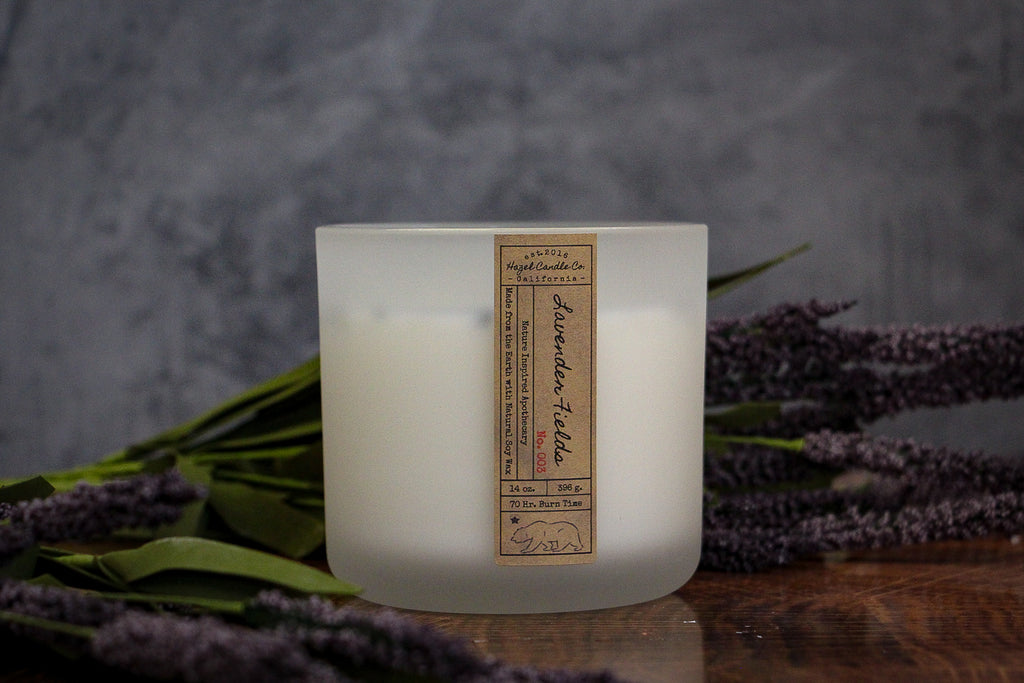 Lavender Fields Double Wick