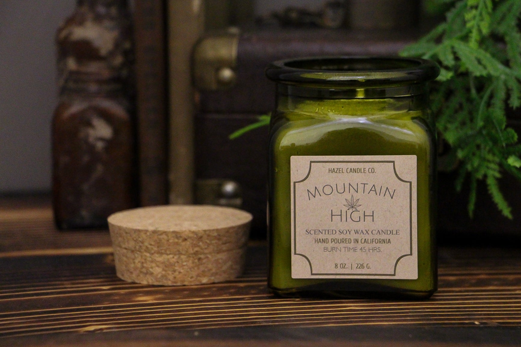 Mountain High Soy Candle