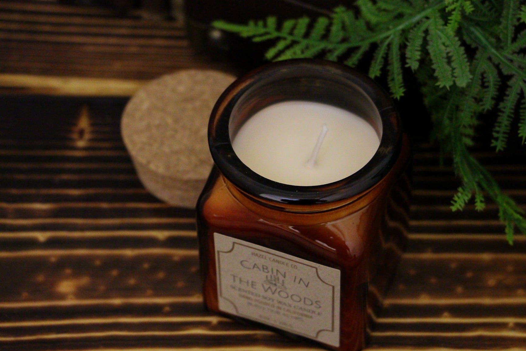 Cabin in the Woods Soy Candle