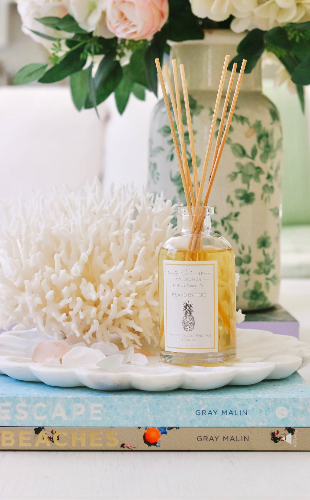 Island Breeze Diffuser KWH Collaboration