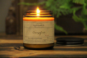 Campfire Soy Candle