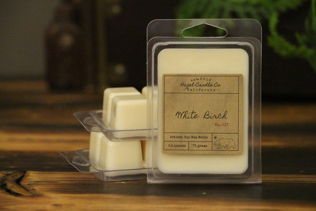 White Birch Wax Melts