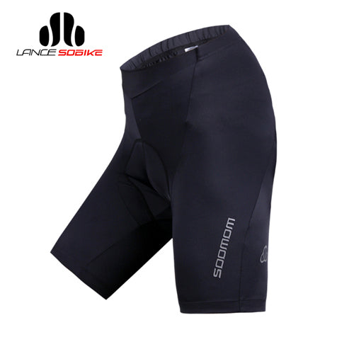 LANCE SOBIKE Cycling Bike Outdoor Sports Shorts Racing Bicycle DOBY 3D Pad Underwear Spandex Unisex Bike Cycle Shorts Equipment