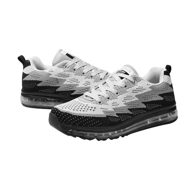 OUTAD Men Women Air Cushion Running Shoes Super Light Sports Shoes