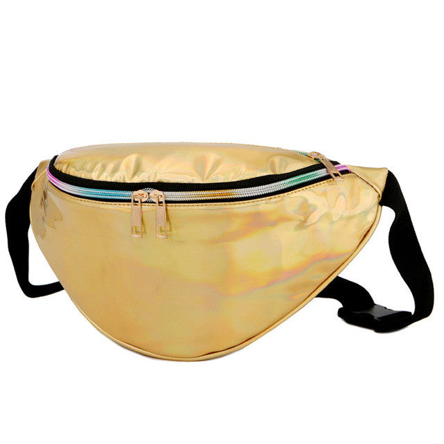 1PC Good Quality Adjustable Sport Running Waist Bag Men Women Zip Fanny Pack Waist Bags Belt Pack Sports Accessories
