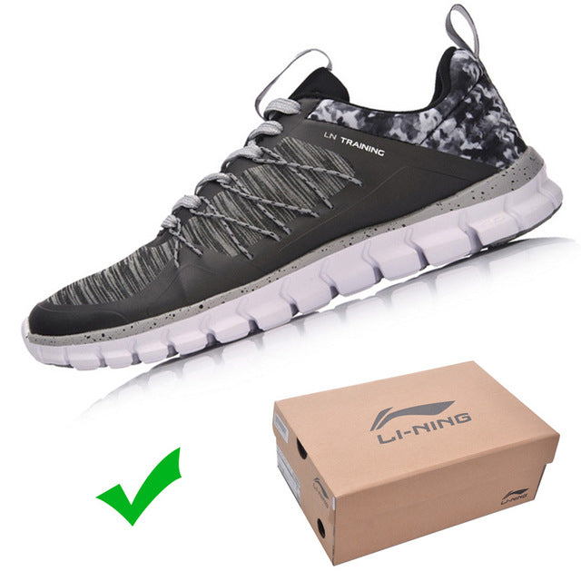 Li-Ning Women 24H Training Shoes Wearable LiNing Sports Shoes Breathable Anti-Slip Sneakers