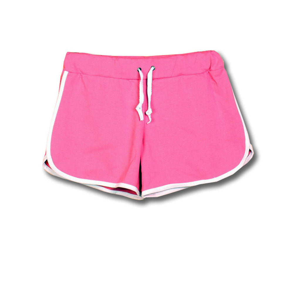 Summer Pants Women Sports Shorts Gym Workout Yoga Running Short Pants